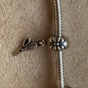 Pandora sewing charm
